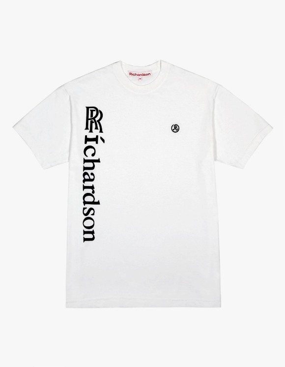 Richardson Richardson Double R Tee - White | HEIGHTS. | International Store