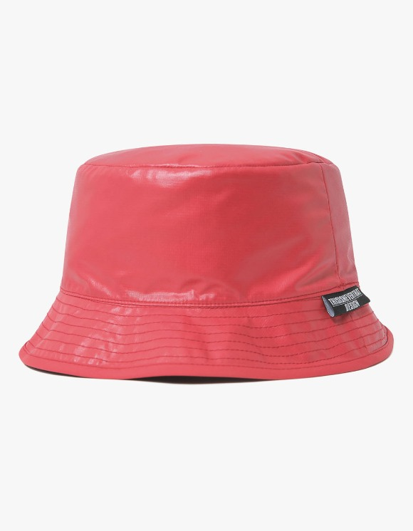 thisisneverthat PERTEX® Reversible Bucket Hat - Red | HEIGHTS. | International Store