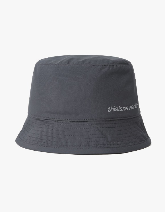 thisisneverthat PERTEX® Reversible Bucket Hat - Black | HEIGHTS. | International Store