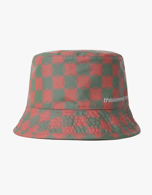 thisisneverthat PERTEX® Reversible Bucket Hat - Check | HEIGHTS. | International Store