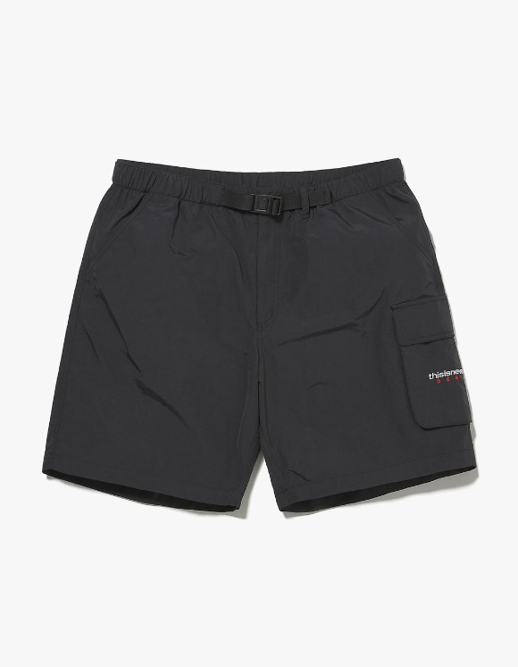 thisisneverthat DSN Hiking Short - Black | HEIGHTS. | International Store