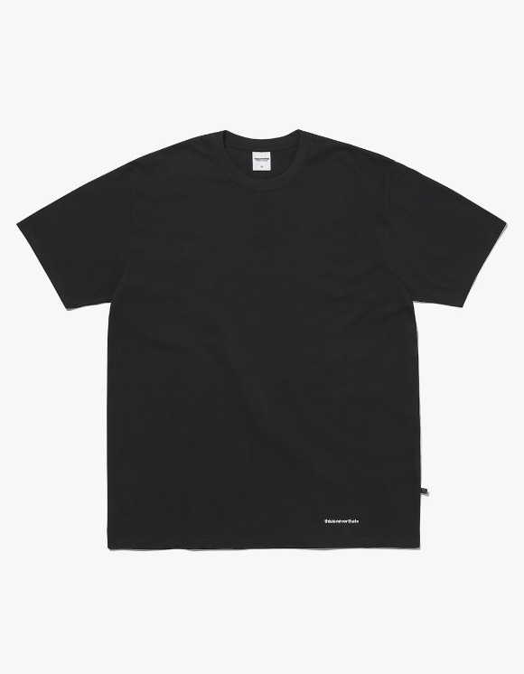 thisisneverthat Small T-Logo Tee - Black | HEIGHTS. | International Store