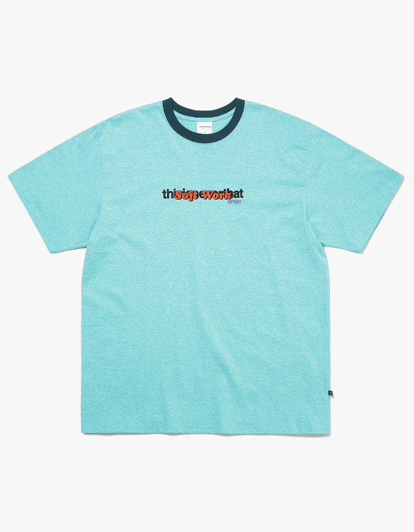 thisisneverthat TNT S.W. Tee - Green | HEIGHTS. | International Store