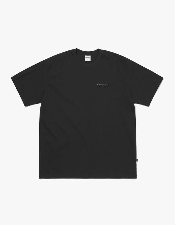 thisisneverthat SP-Logo Tee - Black | HEIGHTS. | International Store