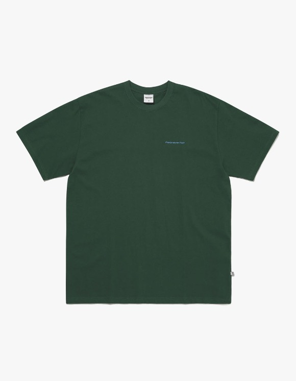 thisisneverthat SP-Logo Tee - Forest | HEIGHTS. | International Store