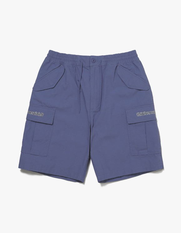 thisisneverthat M65 Cargo Short - Blue | HEIGHTS. | International Store
