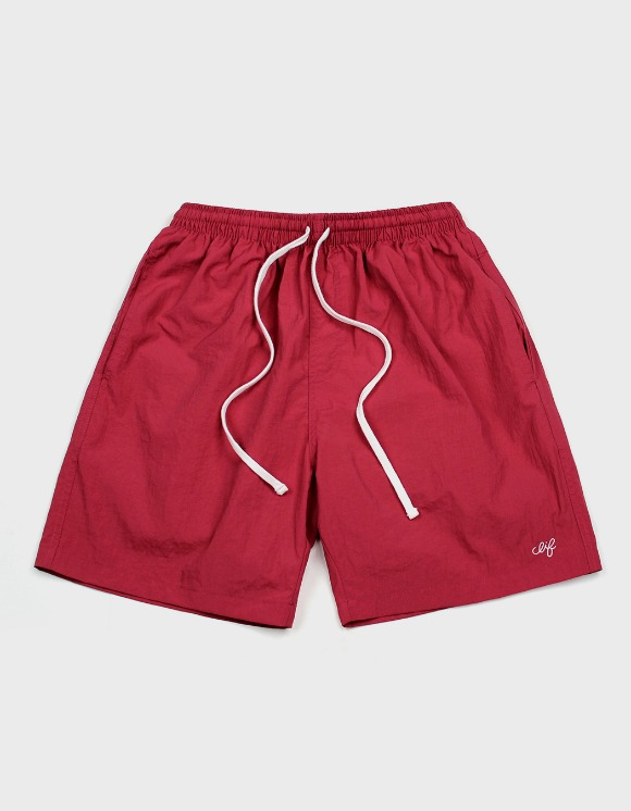 CLIF 20s Beach Pants - Crimson Red | HEIGHTS. | International Store
