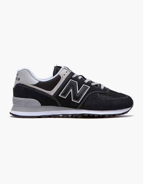 New Balance ML574EGK - Black | HEIGHTS. | International Store